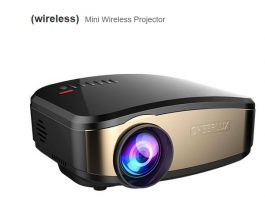 Wireless Wifi LED Projector – 無線WIFI微型LED高清 投影機 – S06215