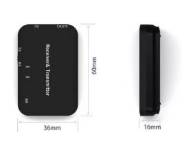 Bluetooth 4.0 TV Wireless Audio Transmitter and Receiver 藍芽4.0 2in1 音頻傳送接收器 – S2537