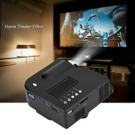 20-80 inch Screen Full HD Projector – Home Theater Projector – S3003