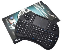 Rii mini K18 Wireless 2.4GHz Keyboard – 迷你 2.4GHz 無線鍵盤 – Ref S0612