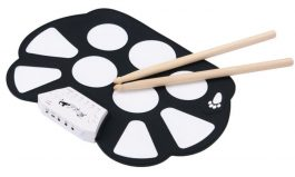 Roll Up Drum Kit – 可捲曲電子鼓 – S06126