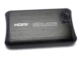 Full HD 1080P Media Player with HDMI/AV/USB/SD/MMC – S06161