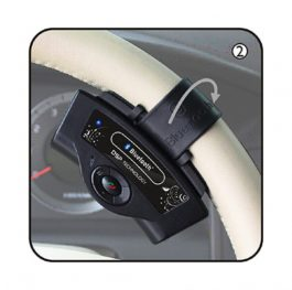 Bluetooth Hands Free Car Kit – 汽車藍芽軚盤免提 – S06163
