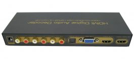 HDMI Digital Audio Decorder – HDMI數位音頻解碼器 – S0653