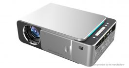 Wireless HD LED Projector 1280x720p Home Cinema HDMI VGA Projector – S3008