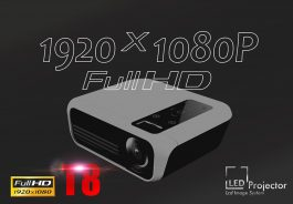 Full HD 1080p 4500 Lumens LCD Home Theater projector 全高清投影機 S3009